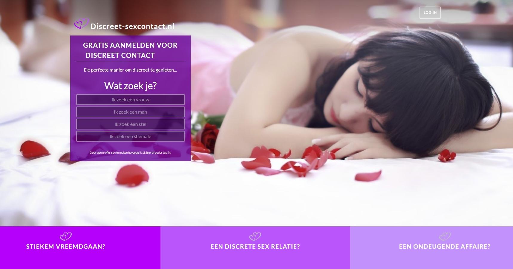 Discreet-Sexcontact.nl