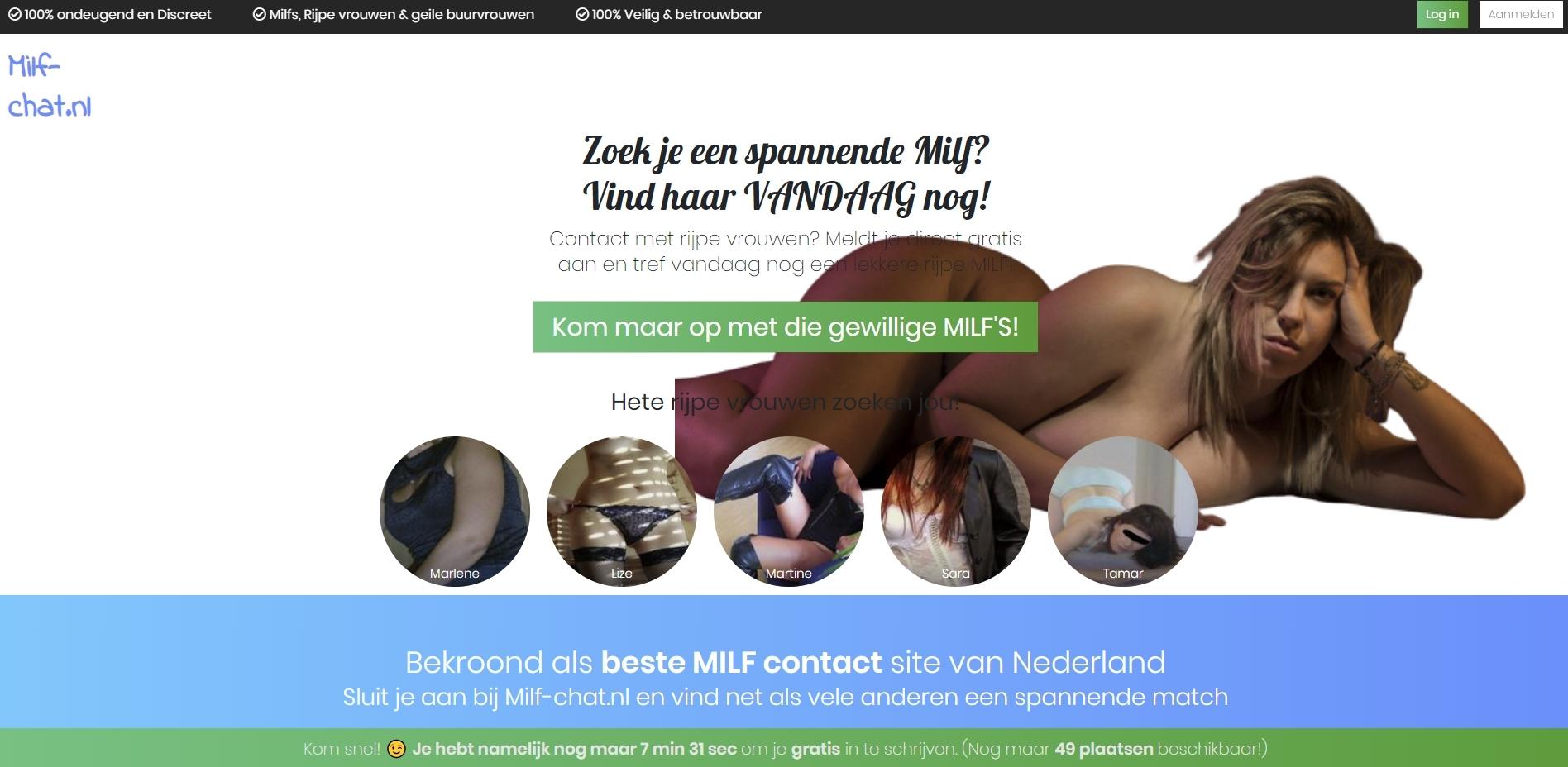 Milf-chat.nl